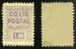 COLIS POSTAUX N° 186-P  Neuf NSG TB Cote 200€ Signé Calves - Parcel Post