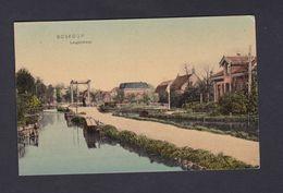 Boskoop Laagboskoop ( Canal Ecluse  Animée Ed. Mathot   42435) - Boskoop