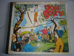 """Strip """" Don Bosco 'n Robbedoes """" 1e Druk 1943 Door Jijé - Robbedoes, Het Beste Uit"""
