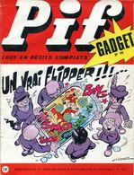 Pif Gadget N°99 - Teddy Ted - Rahan - Pif Gadget