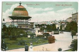 Messina , Giardino A Mare , 1906 - Messina