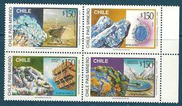 Chile - 1996 Minerals MNH** - Lot. 4961 - Minerali