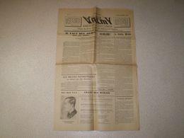 Journal Des FFI De L'Ardèche: Valmy ; Organe Des Forces Françaies De L'intérieur De L'Ardèche ; N° 4 De 1944 - Français