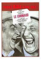 Bourvil Louis De Funès Le Corniaud Illustrateur René Ferracci - Schauspieler