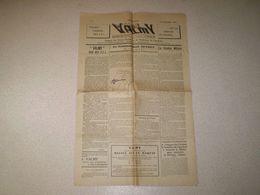 Journal Des FFI De L'Ardèche: Valmy ; Organe Des Forces Françaies De L'Intérieur De L'Ardèche ; N° 1 De 1944 - Français