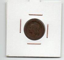 Republica Portuguesa 5 Centavos 1924 - Bronze - Portugal