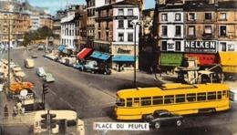 CPSM  ±1970- SAINT-ÉTIENNE - Multivues - Tramway - Automobiles - Citroën Type H - Éd. BAURE ♥ - Saint Etienne