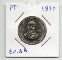 Republica Portuguesa 25$00 Escudos 1986 Alexandre Herculano - Portugal
