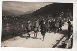 +407, FOTO-AK, WK I, Jungsturm München - Guerre 1914-18