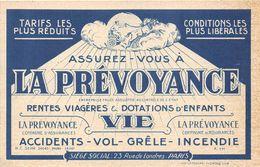 75009-PARIS-23 RUE DE LONDRES- LA PREVOYANCE ASSURANCE - Arrondissement: 09