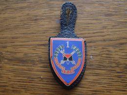 INSIGNE BELGE DU 1 RA ARTILLERIE JUMELE AVEC LE 1 RAMA - Militaria