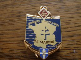 INSIGNE GROUPE D ARTILLERIE IFOR BOSNIE 1995 PEU COURANT - Militaria