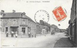 Vaubadon - Café Lemoine  -  Circulé - Frankreich