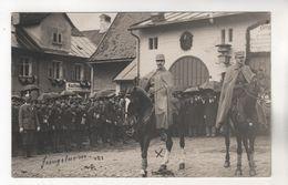 +3484, FOTO-AK, WK I, Jungsturm München - Guerre 1914-18