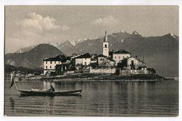 Isola Superiore , Lago Maggiore # Edit. Brunner # - Verbania