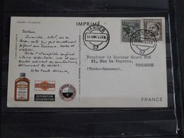 Tanger - Vue Générale - 1957 - Publicité Plasmarine Marinol Ionyl - España