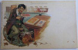 """Beschneidung """" Le Rognage"""" - Réimpression D'une Carte Ancienne - Stamps (pictures)"""