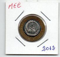 2012 Republique De Angola 5 Kwanzas 2012 - Angola