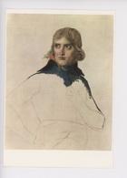 Bonaparte 1798 - Portrait Jacques-Louis David 1748-1825 (cp Vierge Musée Louvre) - Hommes Politiques & Militaires