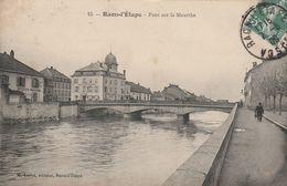 88 - RAON L' ETAPE - Pont Sur La Meurthe - Raon L'Etape