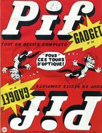 Pif Gadget N°94 - Loup-Noir, Nasdine Hodja - Pif Gadget