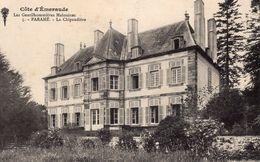 Paramé (35) - Château De La Chipaudière. - Parame