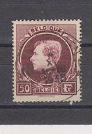 COB 291A Oblitéré ANTWERPEN 10 - 1929-1941 Grand Montenez