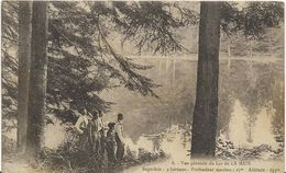 ~  JP  ~  88  ~   Vue Generale Du La Lac De La MAIX    ~ - France