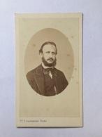 Carte De Visite CDV Roi De NAPLES 1865 Photographie FRATELLI D'ALESSANDRI - Anciennes (Av. 1900)
