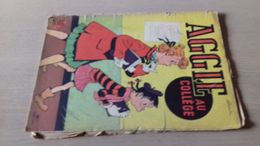 SC Aggie  Nr 7a 1957 - Livres, BD, Revues