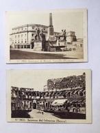 Carte De Visite CDV Monument De ROME Photographie De SOMMER ET BEHLES 1865 - Anciennes (Av. 1900)