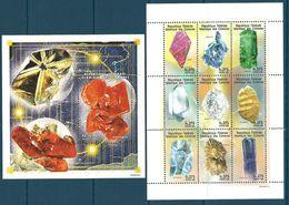Comoro Islands - 1998 Minerals MNH** - Lot. A386 - Minerali