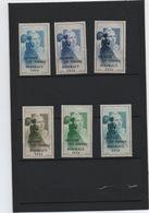 Vignettes  Officielles De 1949 - Commemorative Labels