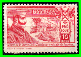 SEVILLA  - GUERRA CIVIL PRO REQUETE AÑO 1933-1937 – VALOR 10 CTS. NUEVO - 1931-Aujourd'hui: II. République - ....Juan Carlos I