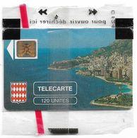 Monaco - MF3 - Rocher De Monaco - Cn. 106774 - 08.1989, SC4 GB, 120Units, 10.200ex, NSB - Mónaco