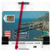 Monaco - MF3 - Rocher De Monaco - Cn. 106775 - 08.1989, SC4 GB, 120Units, 10.200ex, NSB - Mónaco