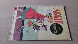 SC Aggie  Nr 7 1954 - Bücher, Zeitschriften, Comics