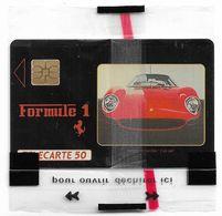 Monaco - ME1 - Ferrari, Boutique Formula 1 - 04.1991, Solaic, 50Units, 11.000ex, NSB - Mónaco
