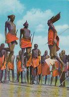 KENYA - Masai Dancers - Kenya
