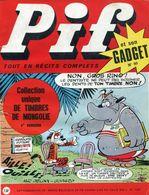 Pif Gadget N°90 - Teddy Ted - Docteur Justice - Pif Gadget