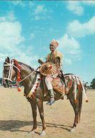 ETHIOPIA - Horseman In Traditional Costume - Addis Ababa - Ethiopie
