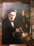 Saturnino Efrén De Jesús Herrán . Self-portrait. Modern Postcard - Pintura & Cuadros