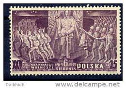 POLAND 1939 Polish Legion  MNH / **  Michel 356 - Unused Stamps