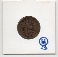 1952 Macau Portugues 10 Avos 1952 - Bronze - Macao