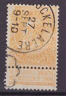 N° 65 COUCKELAERE - 1893-1900 Schmaler Bart