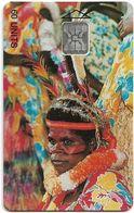 Vanuatu - Old Woman, SC5, Cn. C39000556, 60U, 09.93, 3.000ex, Used - Vanuatu