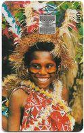 Vanuatu - Young Girl, SC7, Cn. 0474956 - C8A028113, 30U, 11.1998, 4.000ex, Used Rare! - Vanuatu