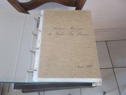 Documents De La Poste Année  1991 - Timbres