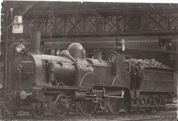 ANCIENNE PHOTO TRAIN EN GARE A IDENTIFIER   11 X 7,5 CM - Trenes