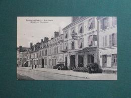CPA FONTAINEBLEAU HOTEL DE TOULOUSE  NEUVE SUPERBE - Fontainebleau